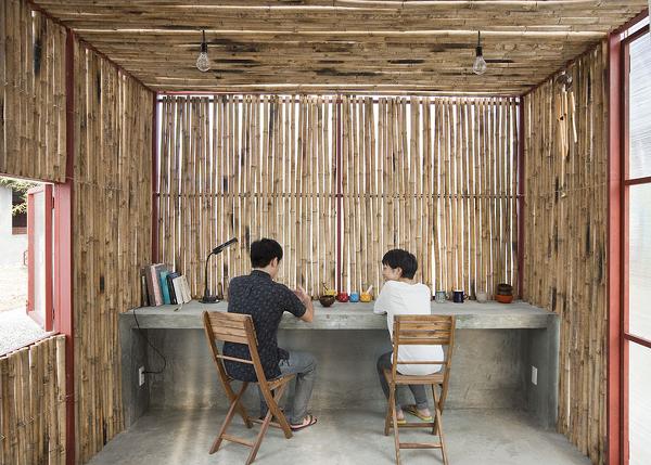 Arquitectura en vietnam casas modernas org nicas y baratas faircompanies - Low cost house interior design ...