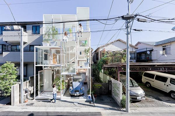 10 Casas Japonesas Minimalistas Intemporales Y