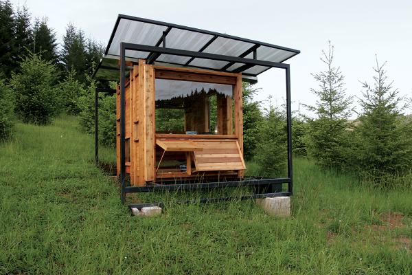 Mini retiros: 10 cabañas modernas de trabajo e introspección ...
