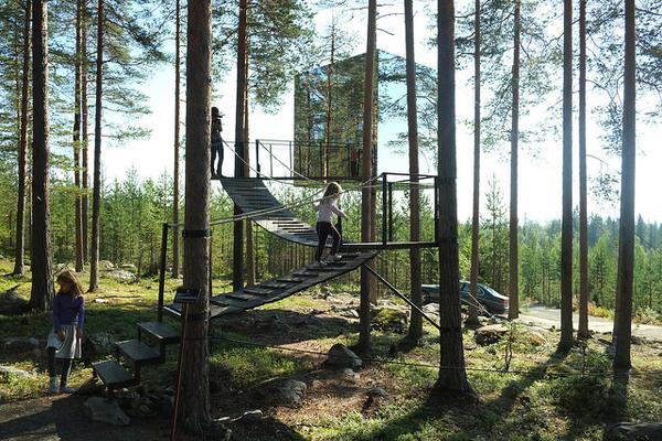 Tan lejos, tan cerca: 10 estancias selectas en la naturaleza ...