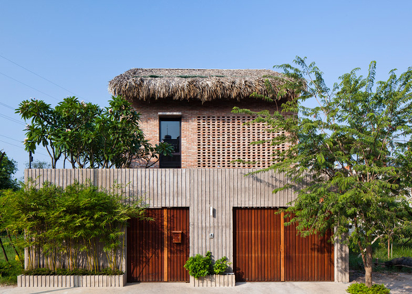 Arquitectura En Vietnam Casas Modernas Org 225 Nicas Y