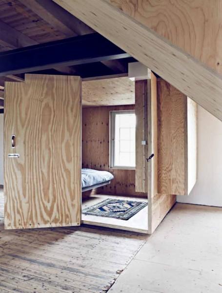 Estancias dentro de habitaciones o mini espacios para crear ...