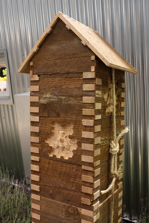 Apicultura urbana: 10 colmenas para producir miel en casa ...