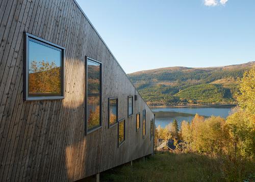 Sencillez r stica escandinava estilo ancestral o - Arquitectura rustica moderna ...