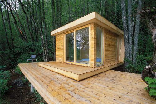 10 casas baratas y prefabricadas para simplificar tu vida - Bungalows de madera prefabricadas precios ...