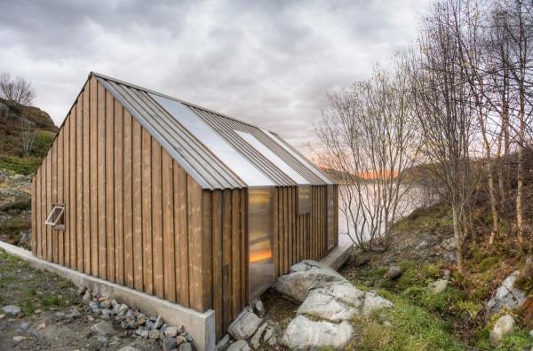 10 casas flotantes vida sencilla minimalista y econ mica for Modern house design norway