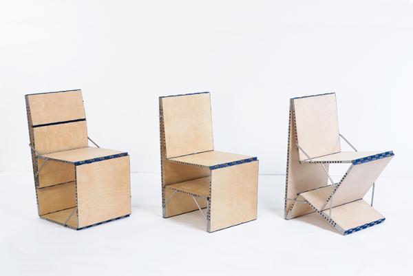 Muebles Transformables Que Combinan Usos En Espacios