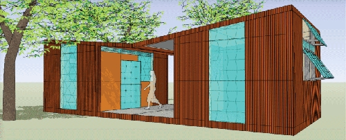 WorldHaus, la casa modular de 2.500 dólares