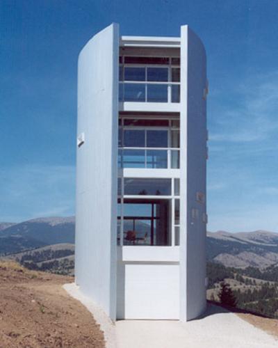 Superando l mites de espacio y dinero 10 casas estrechas for Casas estrechas y alargadas