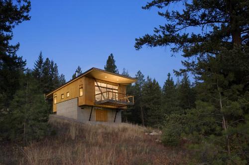 10 casas baratas y prefabricadas para simplificar tu vida for Casa minimalista barata