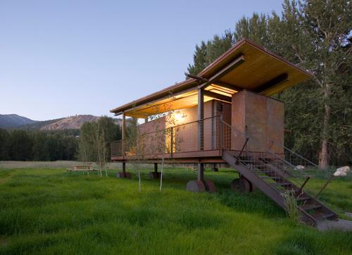 10 casas baratas y prefabricadas para simplificar tu vida for Piccole case efficienti