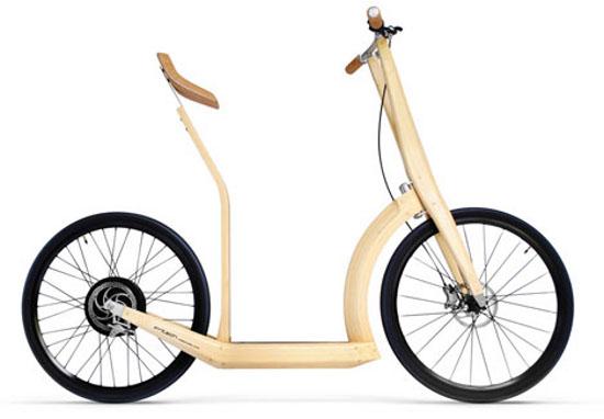 Vuelven las bicicletas de madera: 10 modelos high-tech – *faircompanies