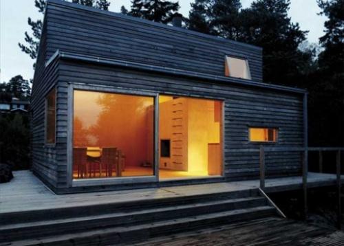 10 casas baratas y prefabricadas para simplificar tu vida for Casas minimalistas baratas